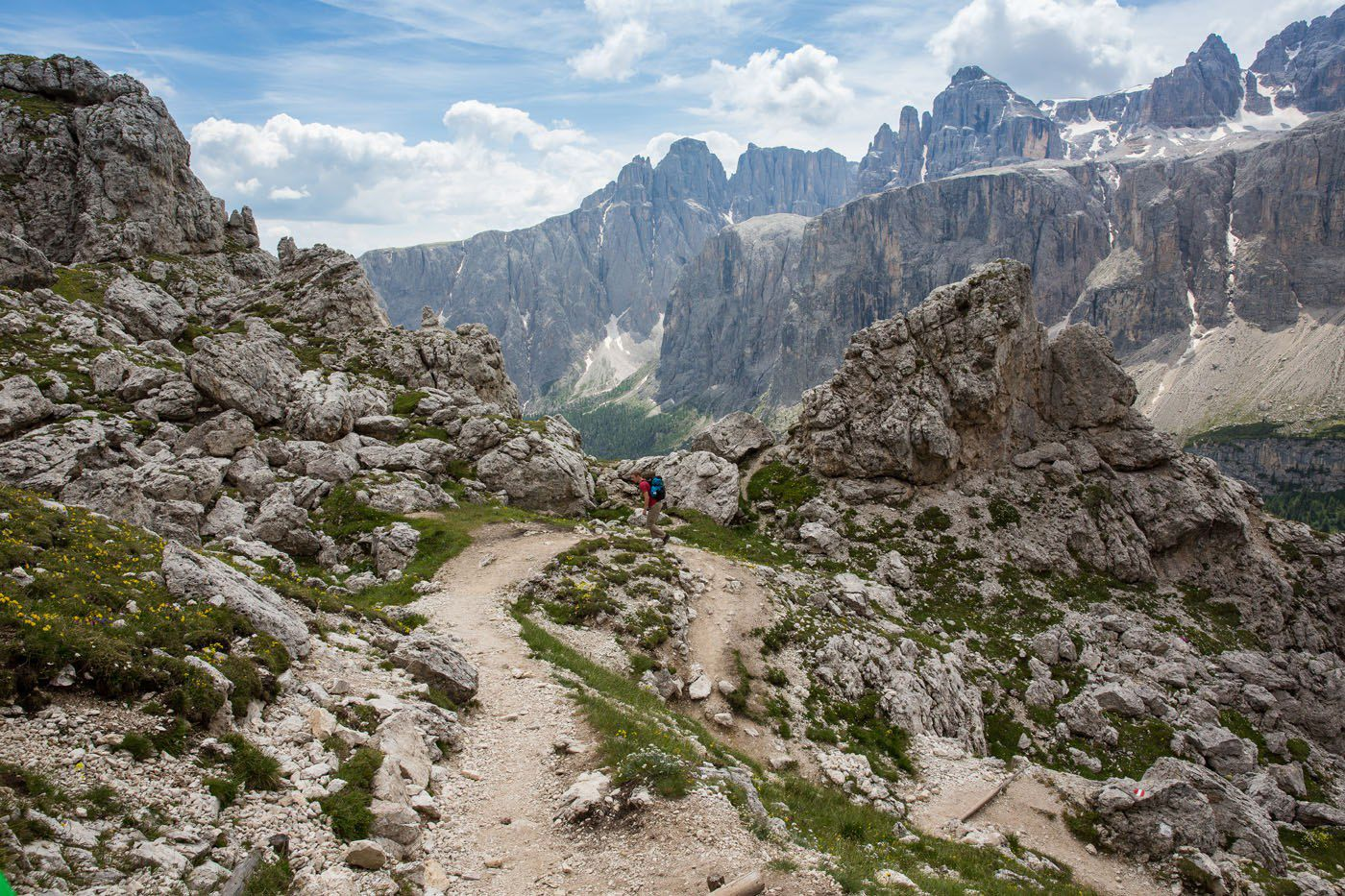 Dolomites Hiking Trail