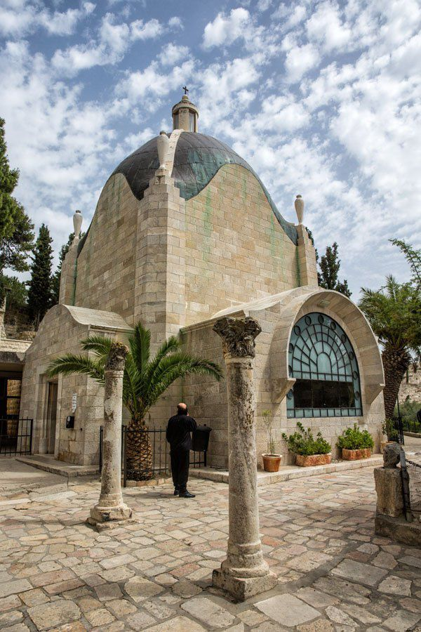 Dominus Flevit Church Best things to do in Jerusalem