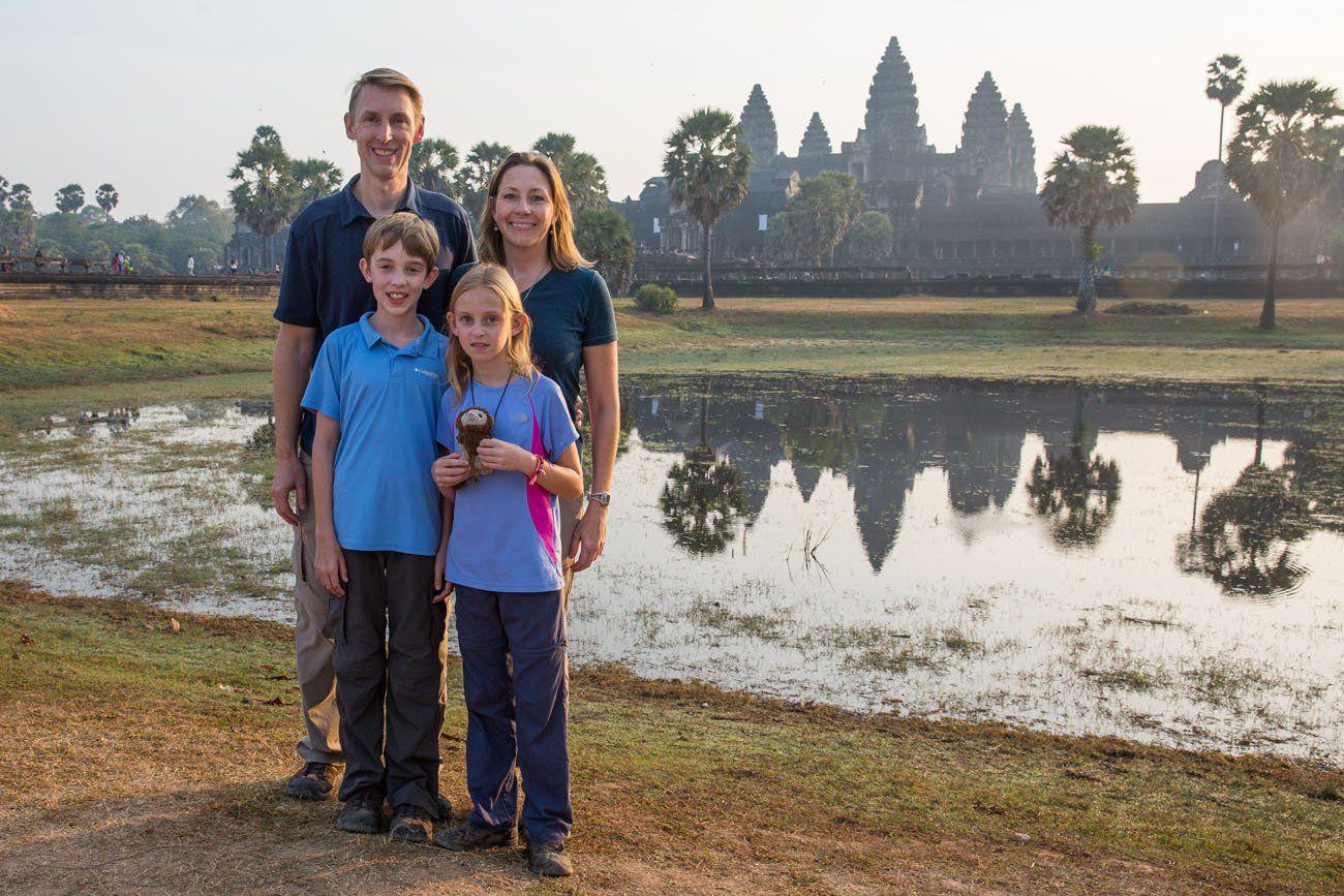 Earth Trekkers Angkor Wat