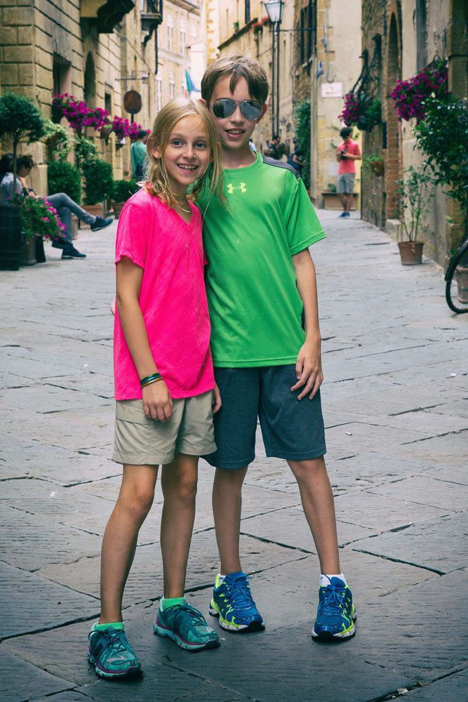 Earth Trekkers Kids Tuscany
