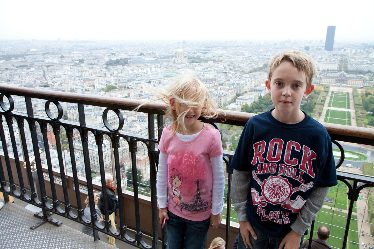 Eiffel Tower Kids
