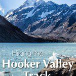 Hooker Valley Track New Zealand