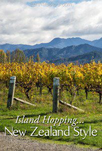 Island Hopping New Zealand