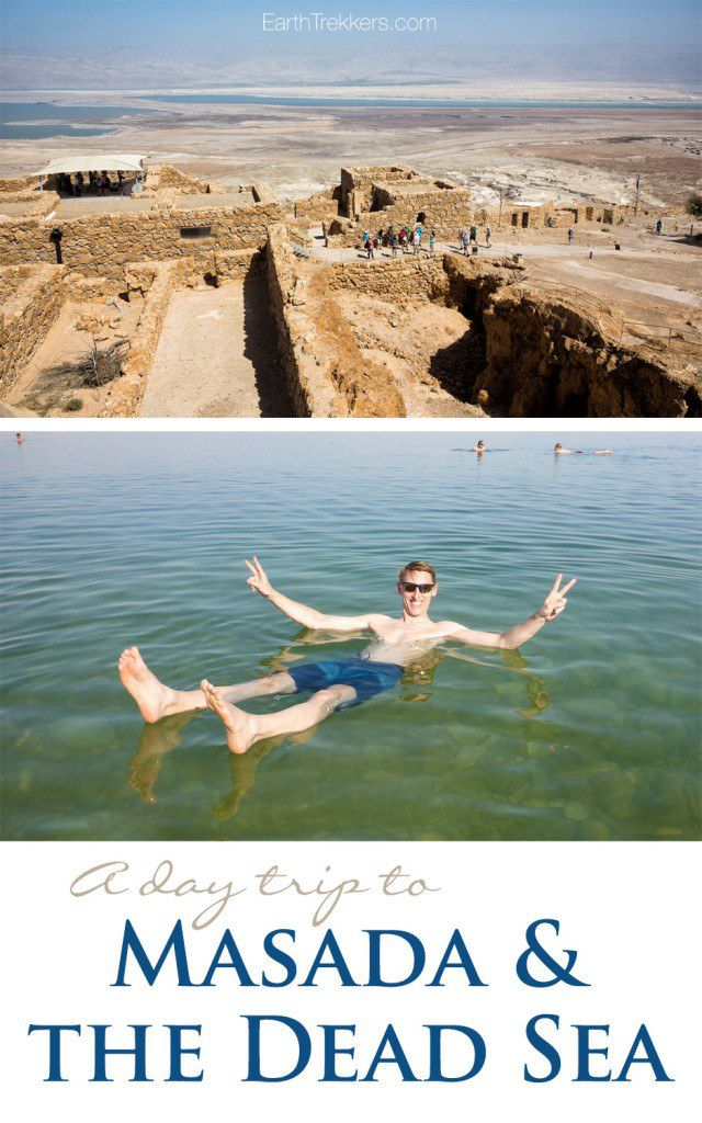 Israel Day Trip Masada and Dead Sea