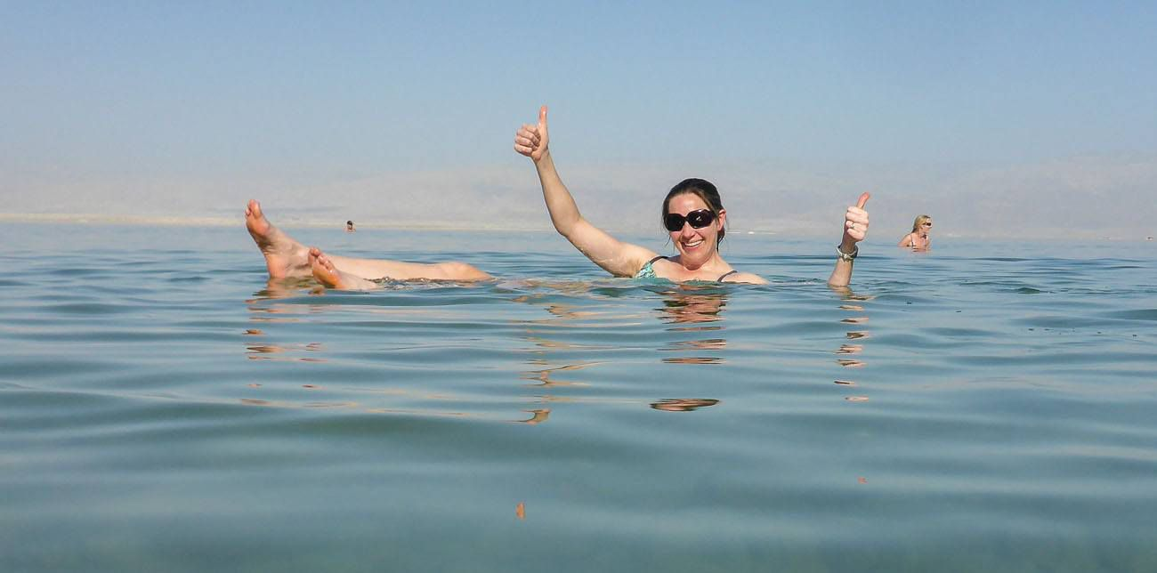 Julie Dead Sea