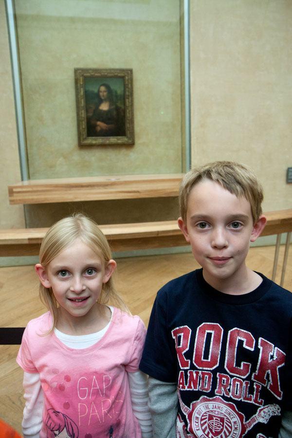 Mona Lisa kids