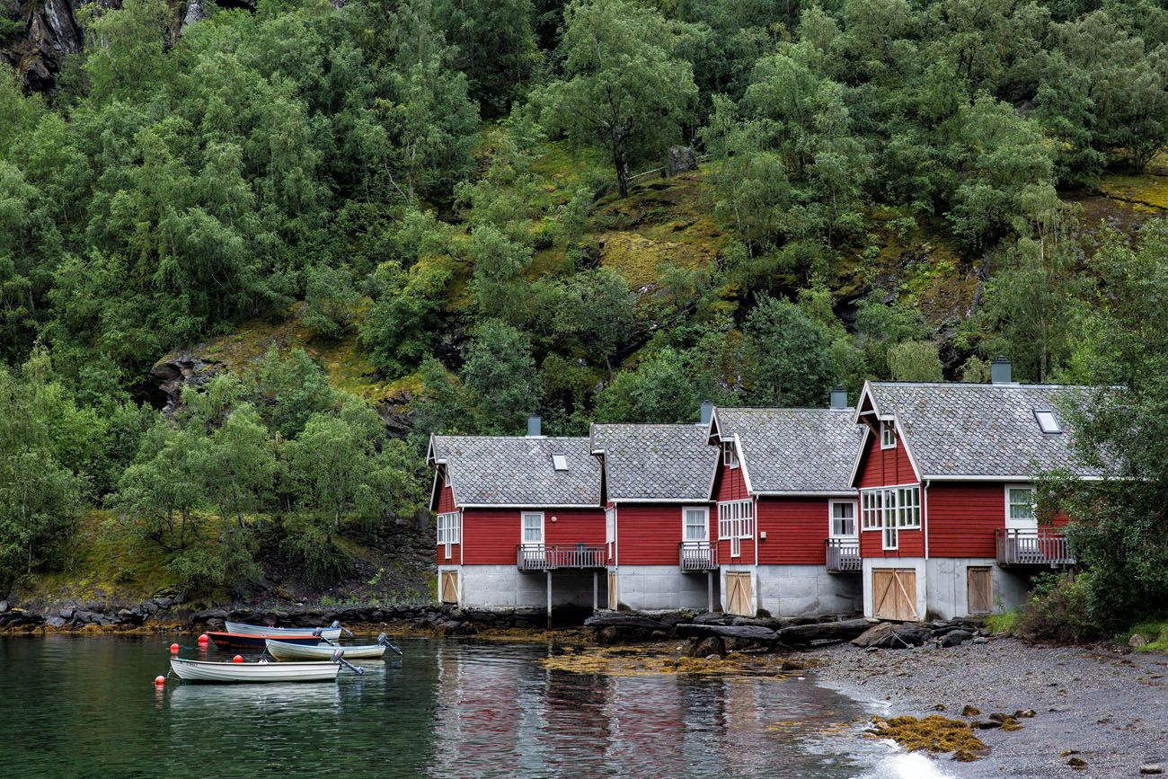 Norway Timber Houses