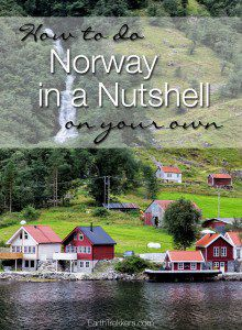 Norway in a Nutshell on your own