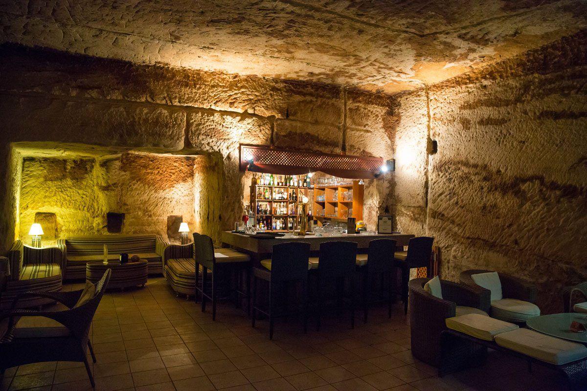 Petra Cave Bar