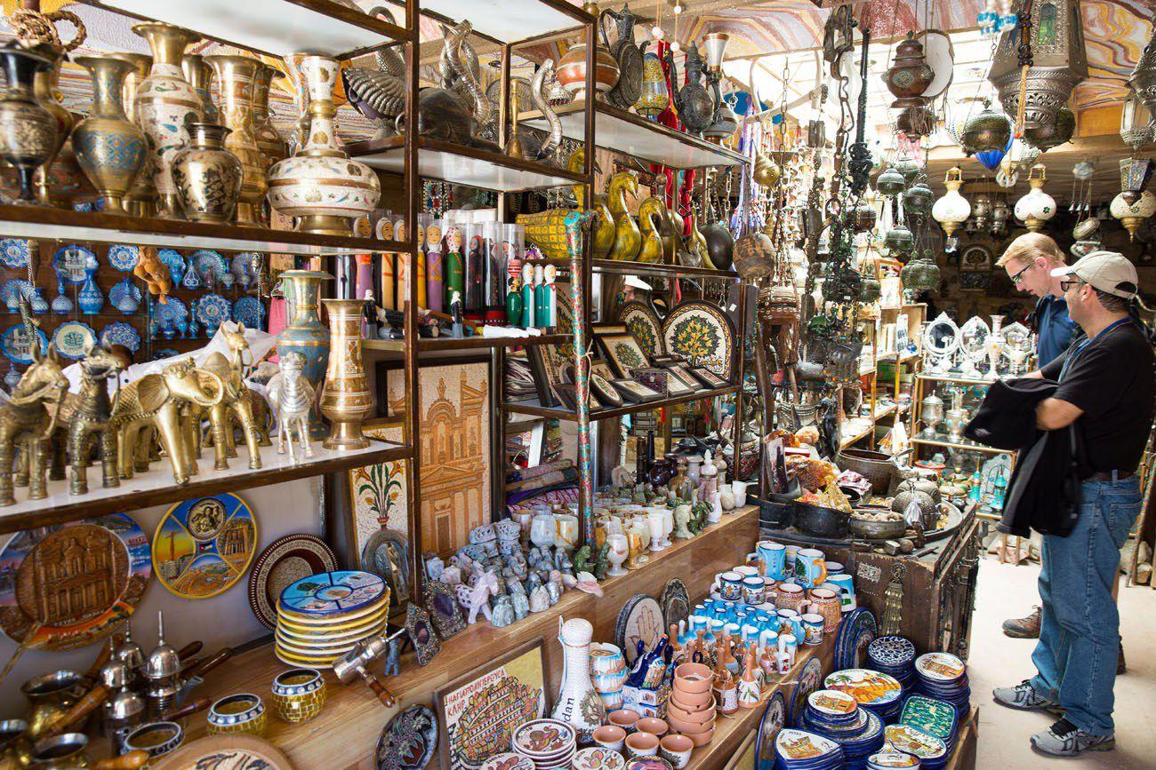 Petra Souvenir Shop