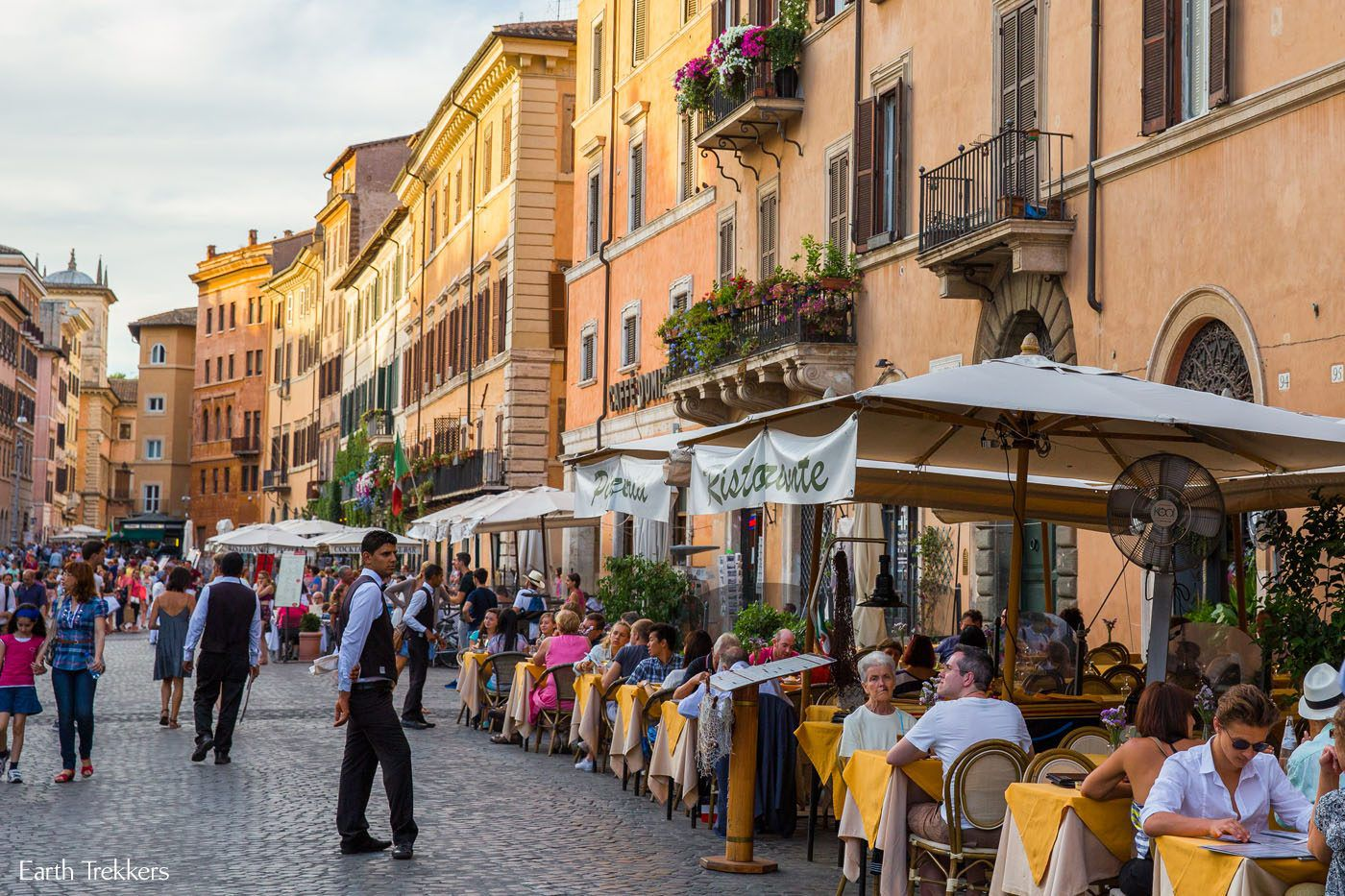 Piazza Navona Cafe