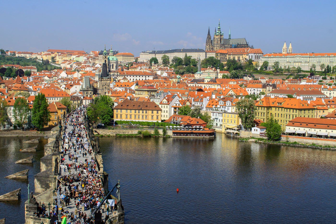 Prague Itinerary