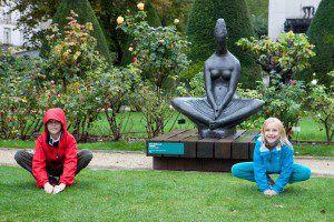 Rodin with Kids