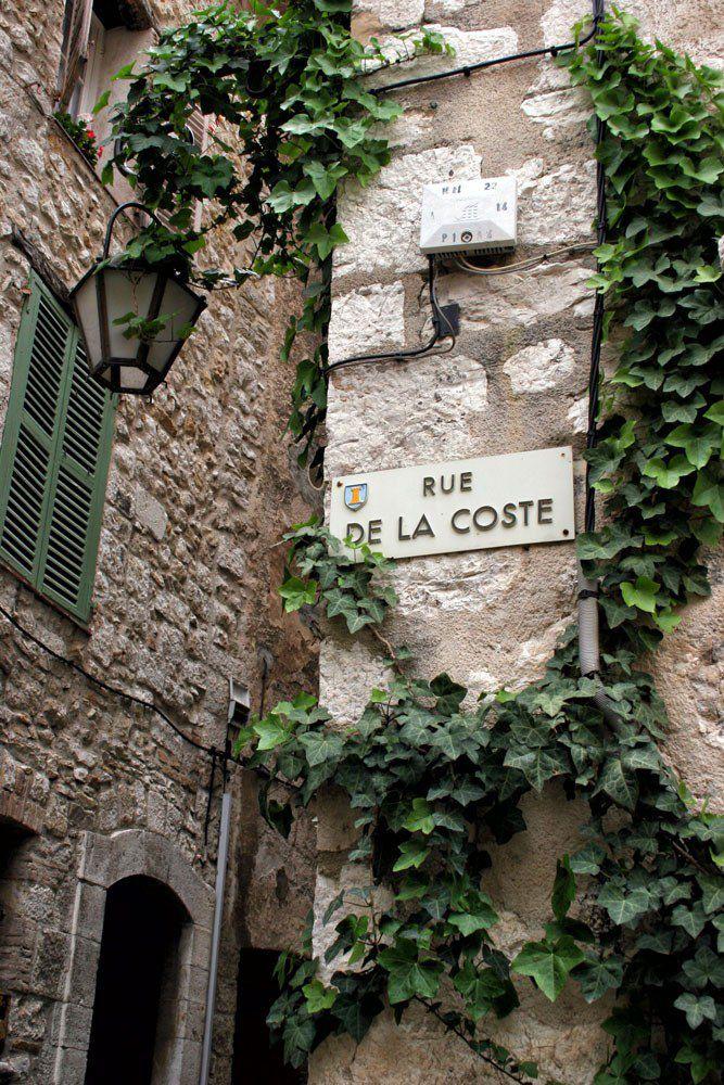 Rue de la Coste