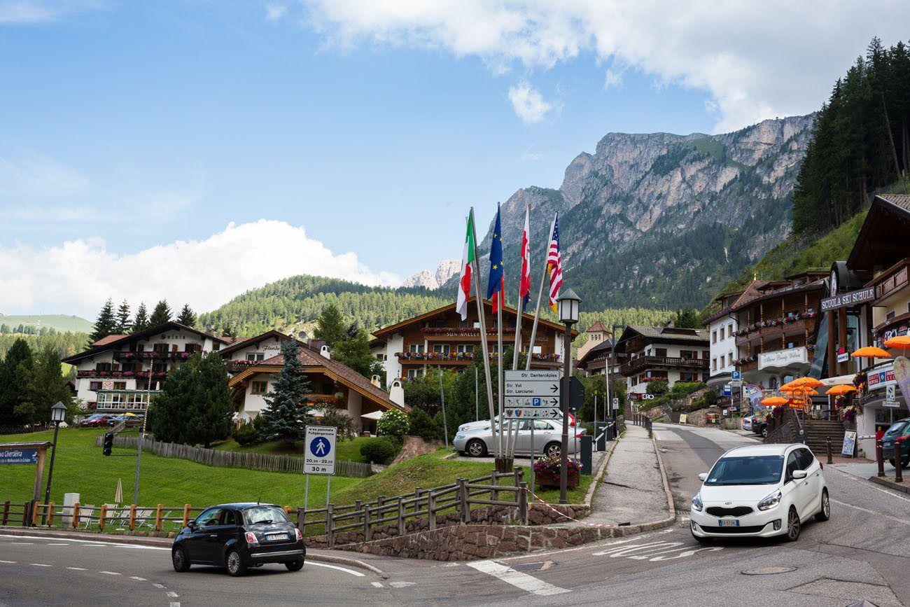 Selva Dolomites