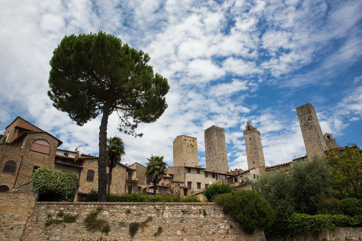 Towers of San Gimignano