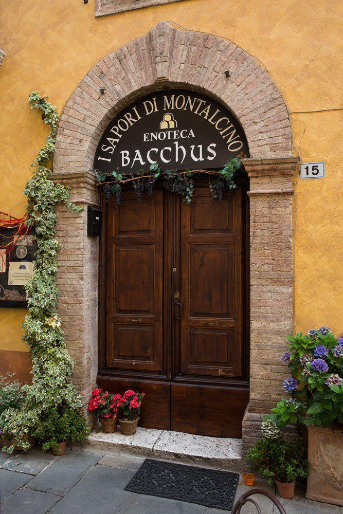 Tuscany Shopping
