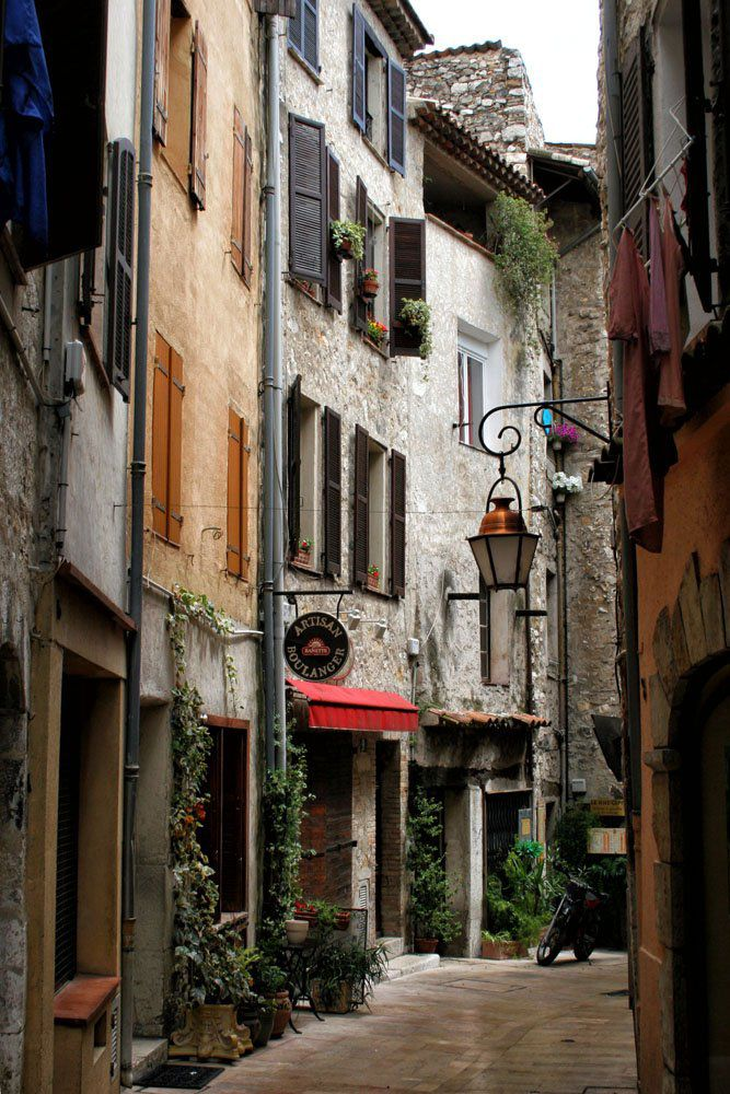 Vence France French Riviera