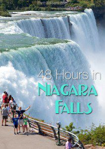 48 Hours in Niagara Falls with Kids