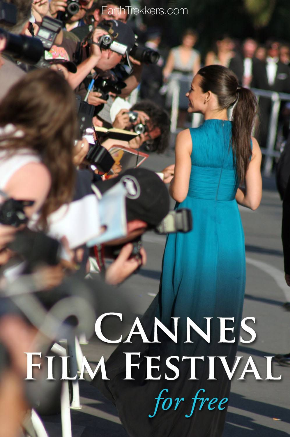 Cannes Film Festival for free