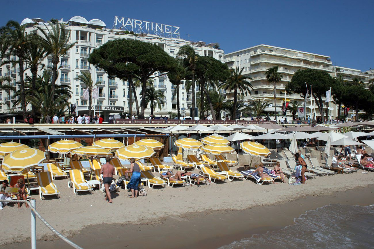 Cannes France French Riviera Itinerary