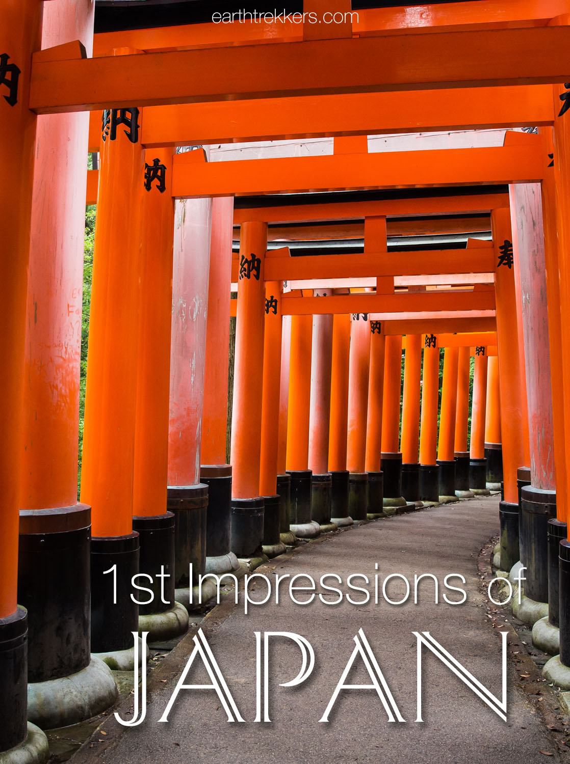First Impressions of Japan with Kids