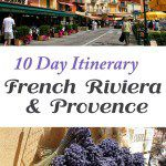 French Riviera Provence 10 Day Itinerary