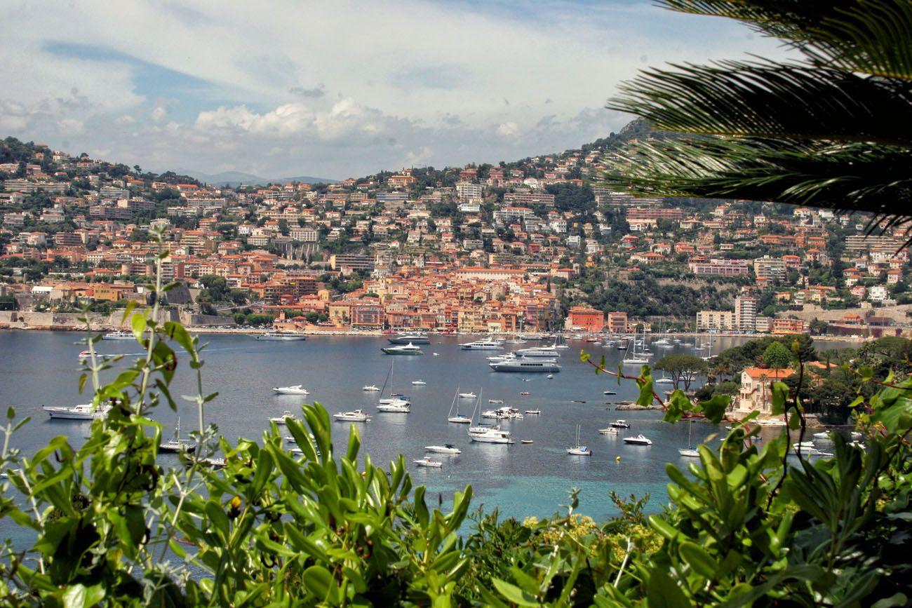 Itinerary French Riviera