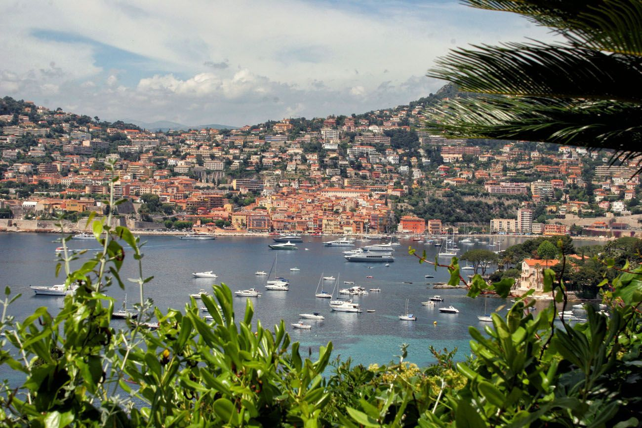 Itinerary French Riviera