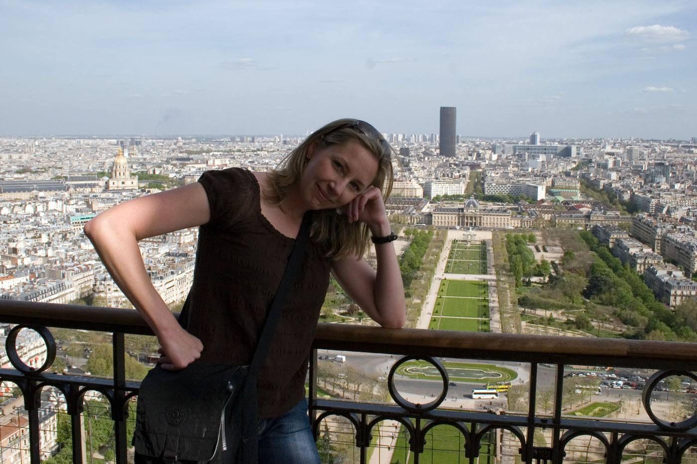 Julie Rivenbark Paris