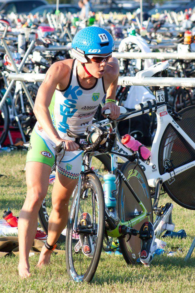 Mirinda Carfrae Bike