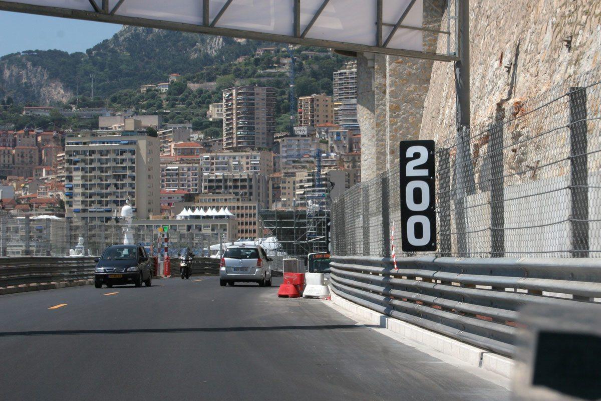Monaco Grand Prix Course France