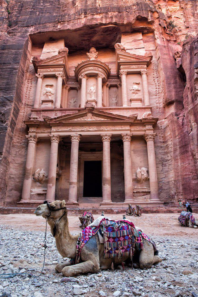 Petra Itinerary