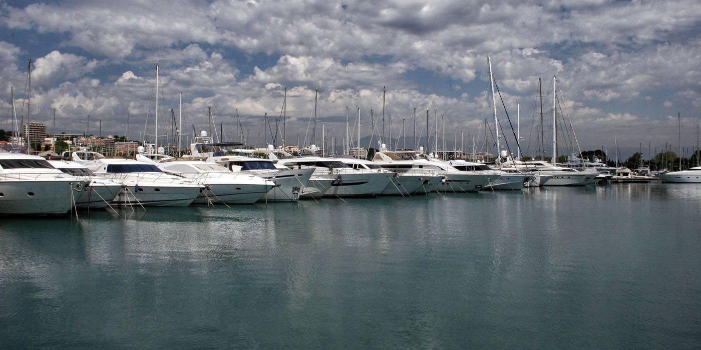 Port Vauban Antibes