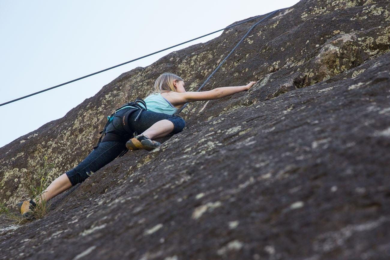 Rock Climbing Mendoza