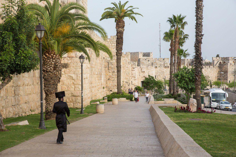 Shabbat in Jerusalem