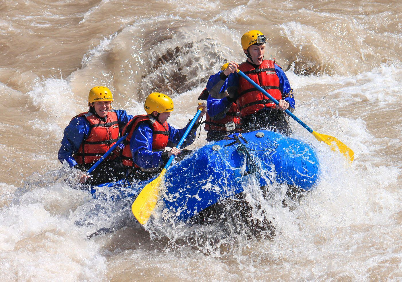 Whitewater Rafting Mendoza