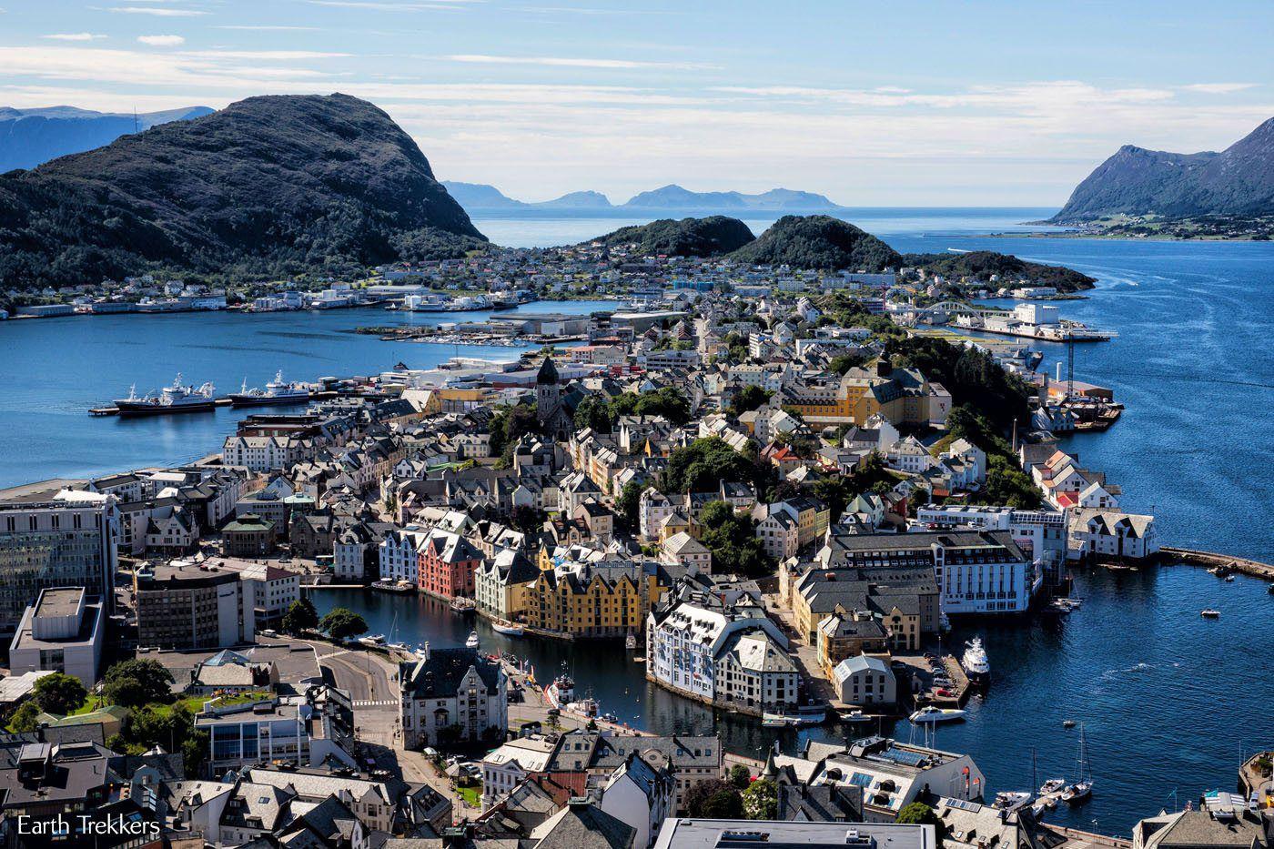Alesund Norway itinerary