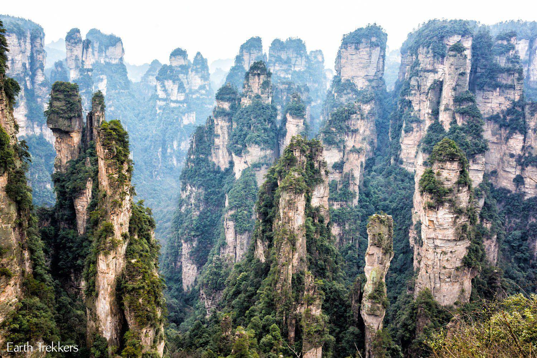 Avatar Zhangjiajie Pic