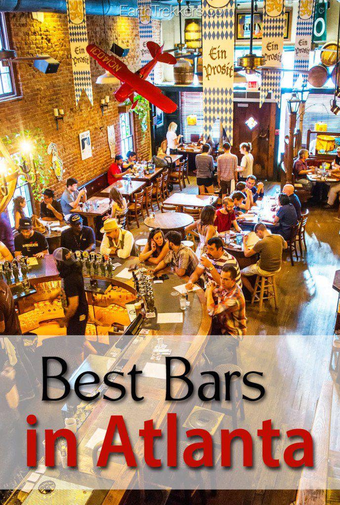 Best Bars in Atlanta