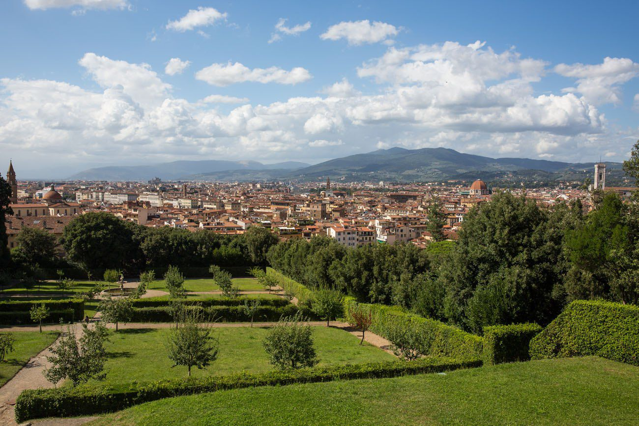 Italian Florence: Best Views Of Florence, Italy