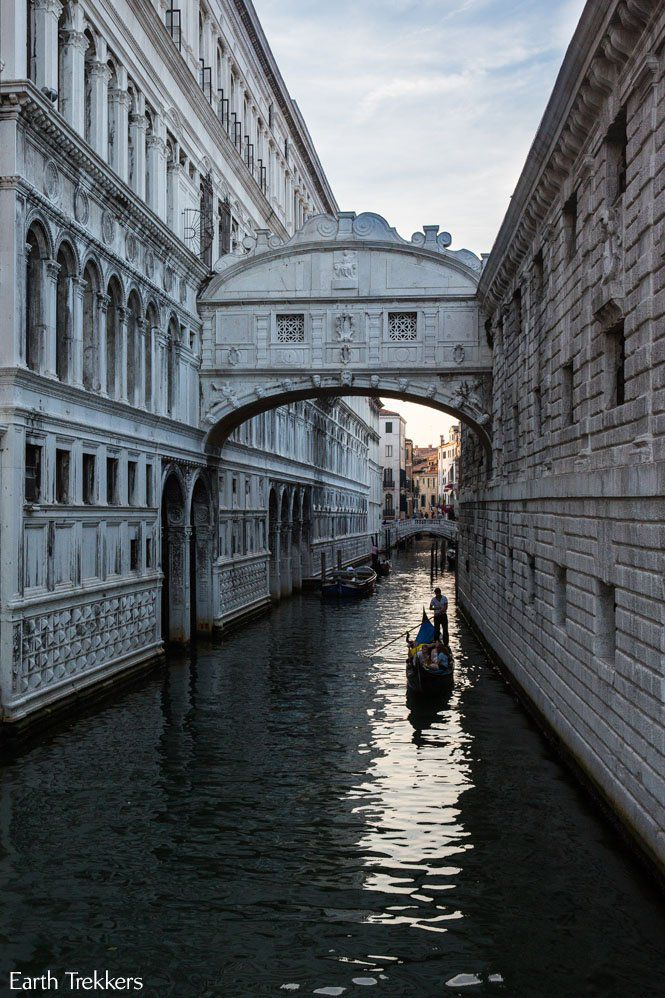 Bridge of Sighs Venice
