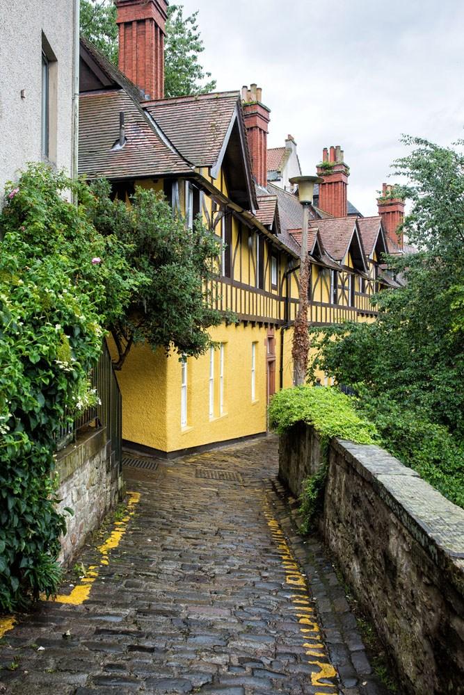 Dean Village Path