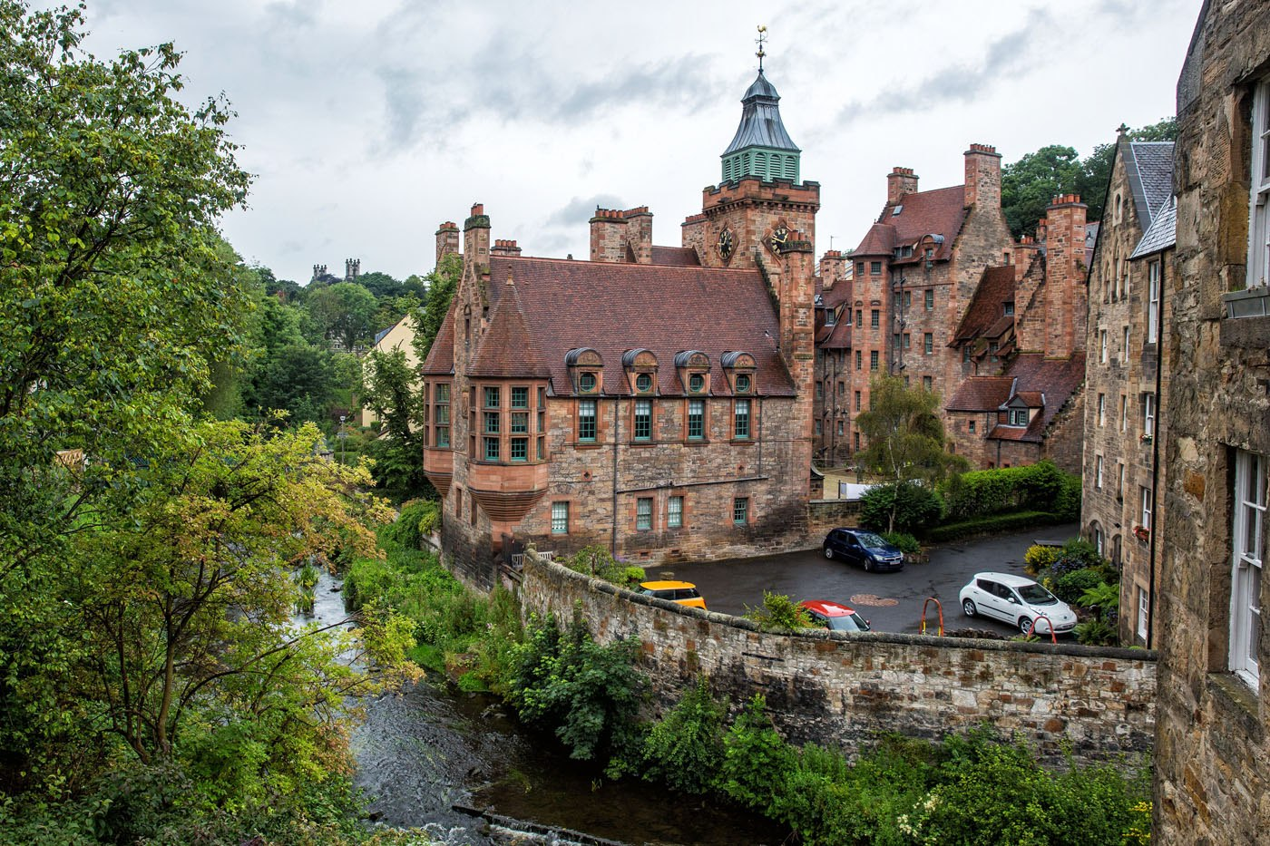 Dean Village...Why it Needs to be on your Edinburgh ...