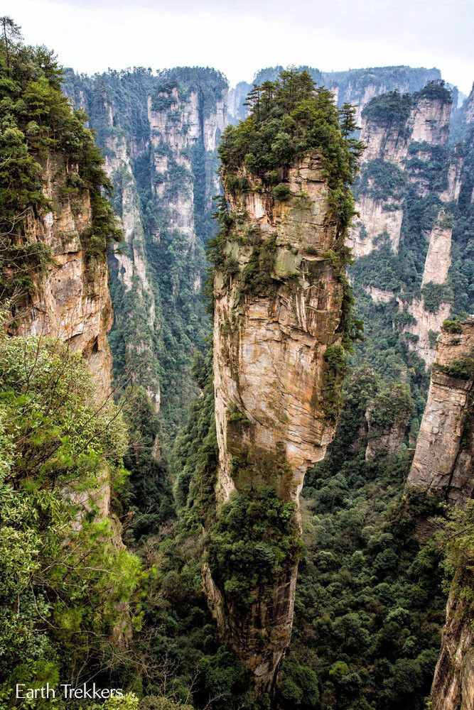 Heaven Pillar Zhangjiajie