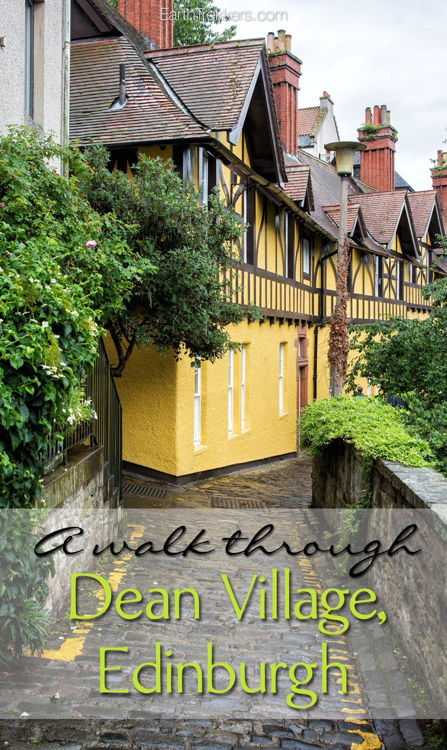 How to Visit and Photograph Dean Village in Edinburgh