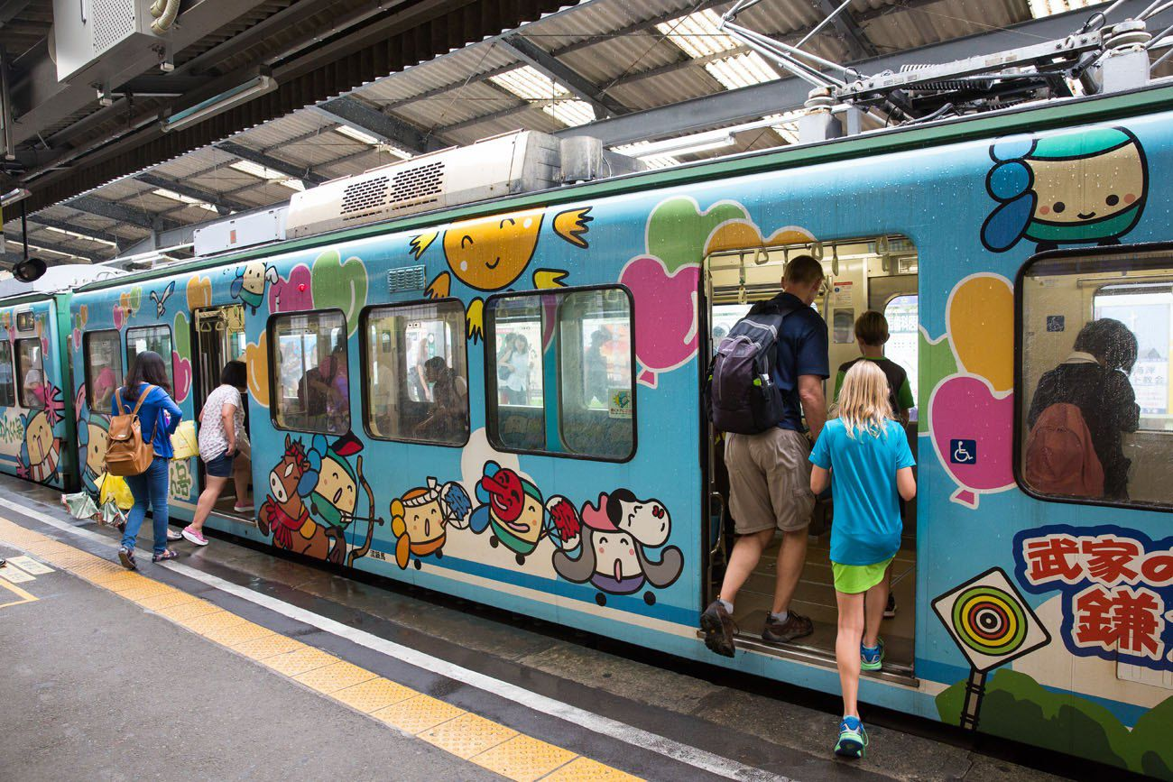 Enoden Line Kamakura