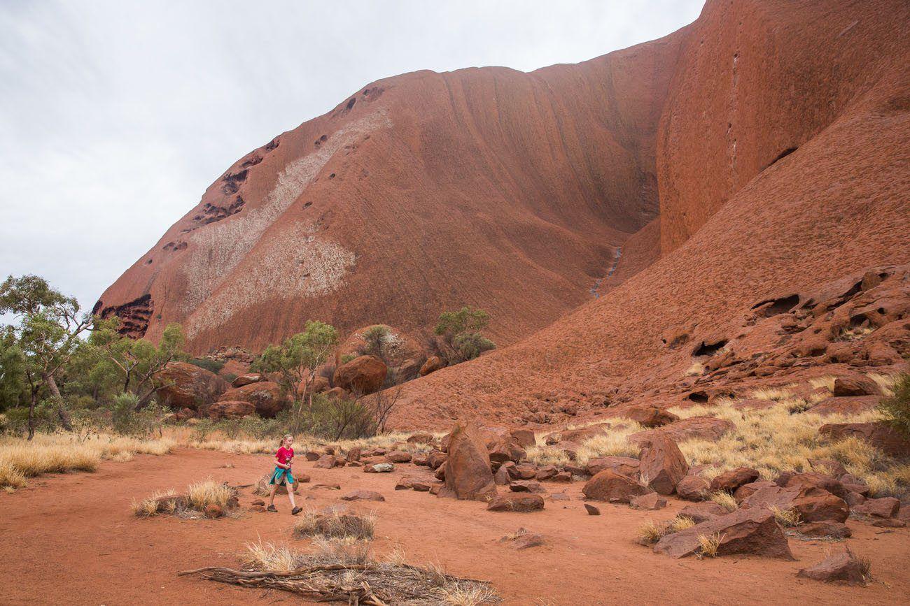 Kara Rivenbark Uluru