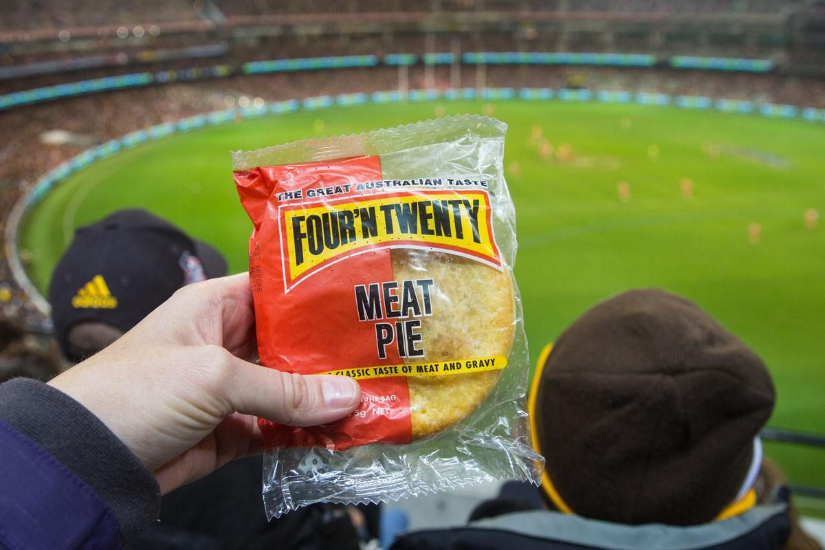 Meat Pie MCG
