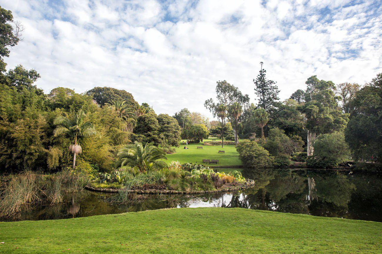 Melbourne Botanic Garden